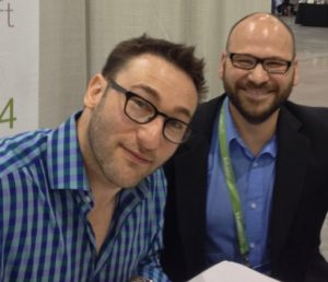 Matthew Dolphin and Simon Sinek
